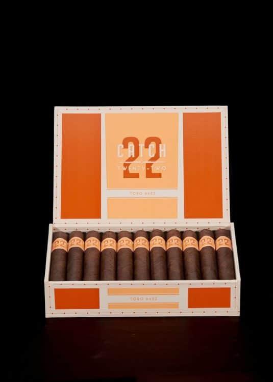 Cigar Rocky Patel Catch 22 9