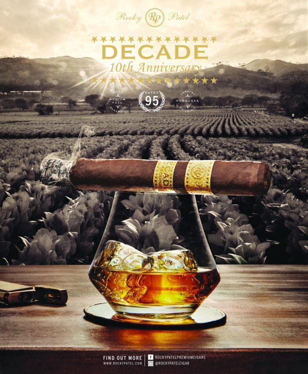 Cigar Rocky Patel Decade 1