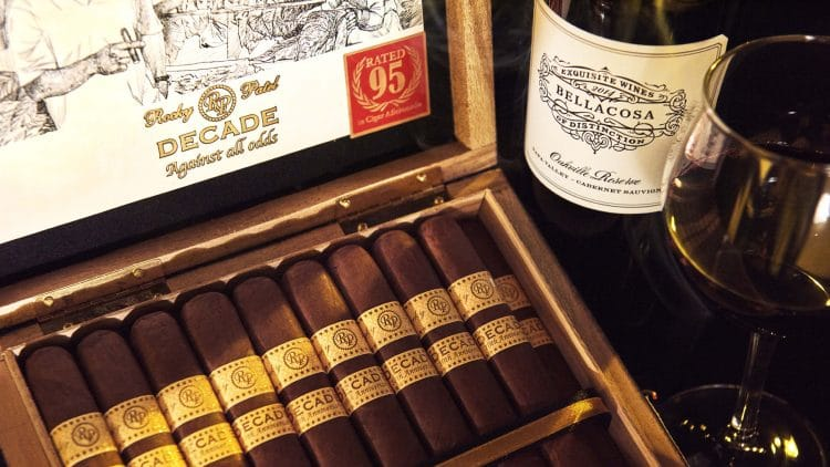Cigar Rocky Patel Decade 12