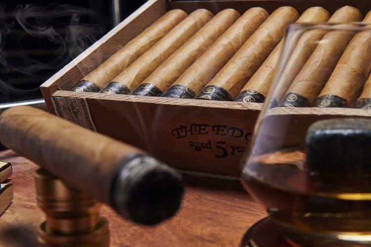 Cigar Rocky Patel Edge Connecticut 12