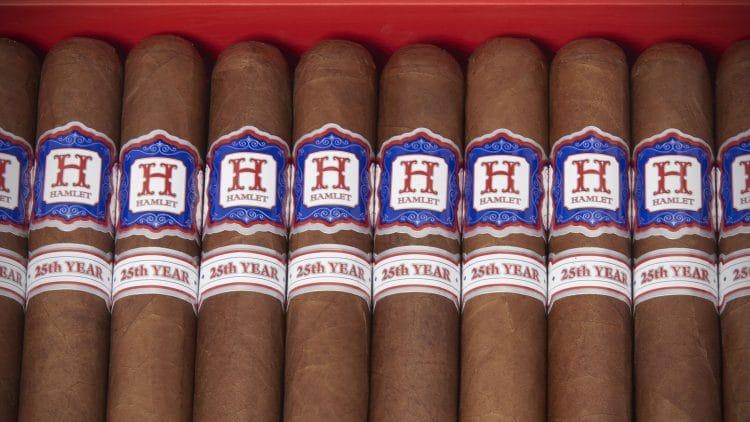 Cigar Rocky Patel Hamlet 25th Anniversary 10