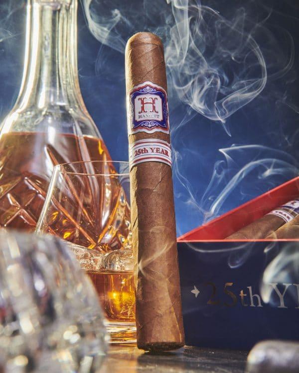 Cigar Rocky Patel Hamlet 25th Anniversary 17