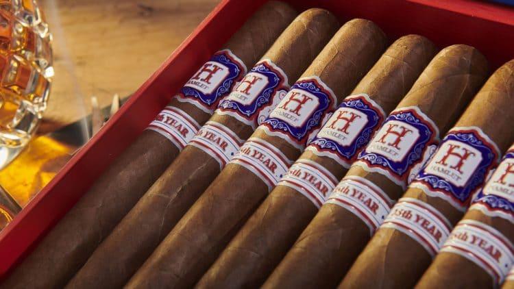 Cigar Rocky Patel Hamlet 25th Anniversary 18