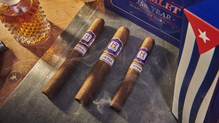 Cigar Rocky Patel Hamlet 25th Anniversary 21