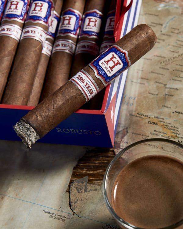 Cigar Rocky Patel Hamlet 25th Anniversary 4