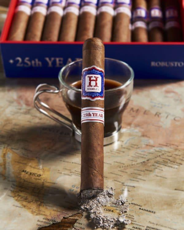 Cigar Rocky Patel Hamlet 25th Anniversary 6