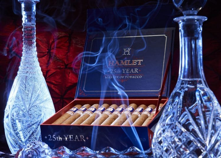 Cigar Rocky Patel Hamlet 25th Anniversary 9