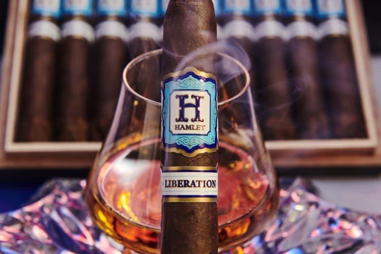 Cigar Rocky Patel Hamlet Liberation 17