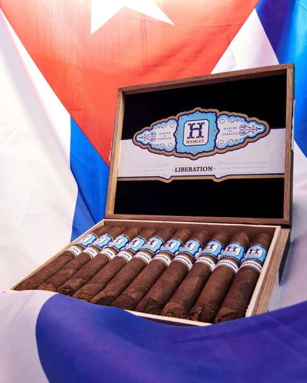 Cigar Rocky Patel Hamlet Liberation 18