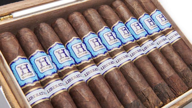 Cigar Rocky Patel Hamlet Liberation 21