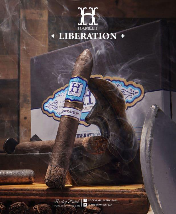 Cigar Rocky Patel Hamlet Liberation 24