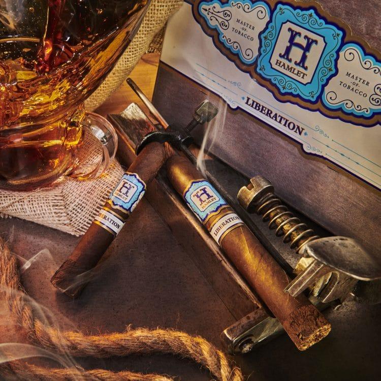Cigar Rocky Patel Hamlet Liberation 3