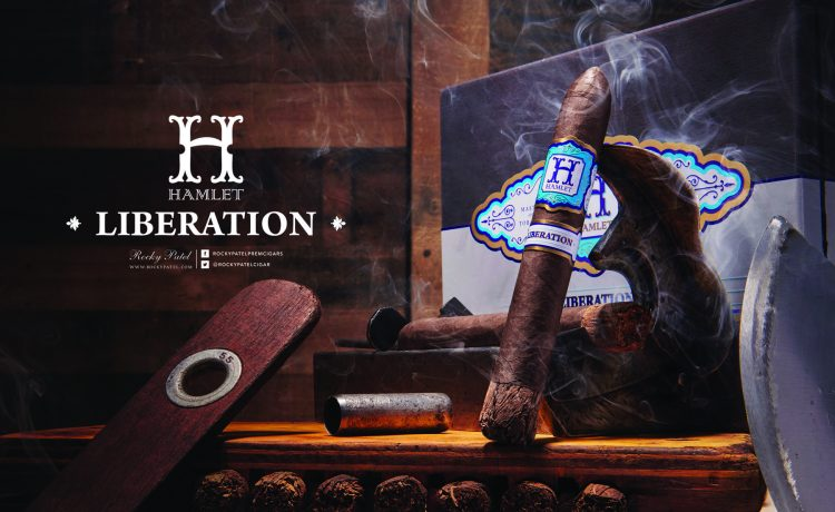 Cigar Rocky Patel Hamlet Liberation 6