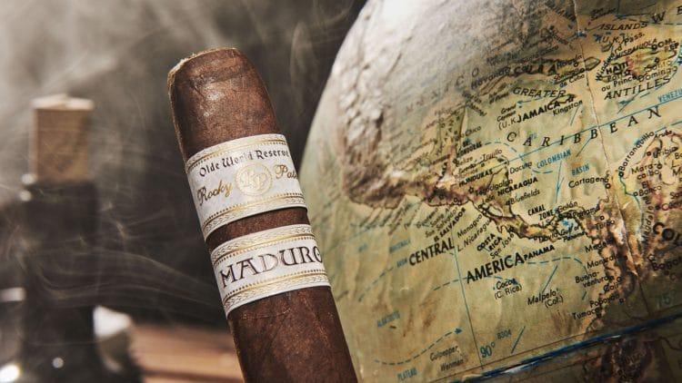 Cigar Rocky Patel Olde World Reserve Corojo Maduro 10