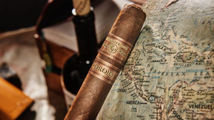 Cigar Rocky Patel Olde World Reserve Corojo Maduro 12