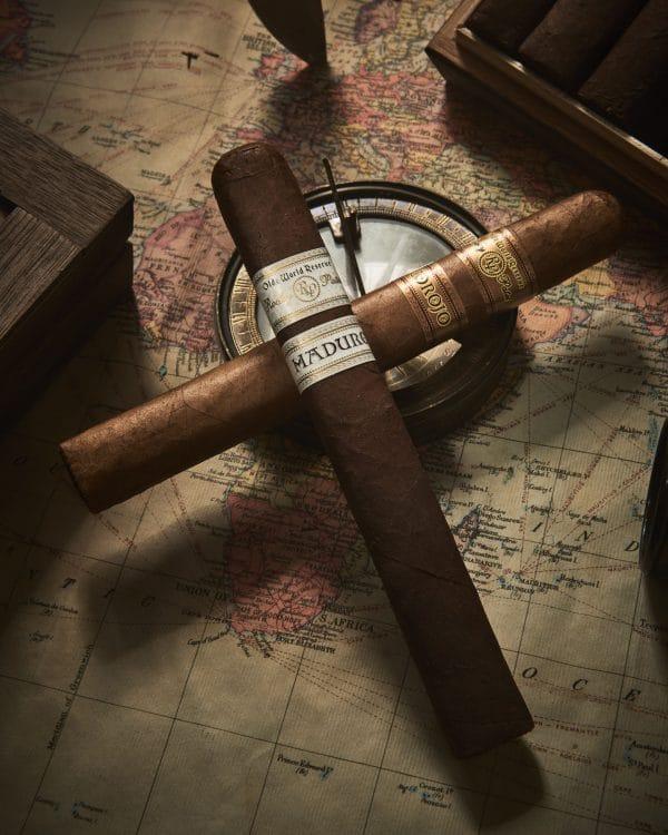 Cigar Rocky Patel Olde World Reserve Corojo Maduro 3