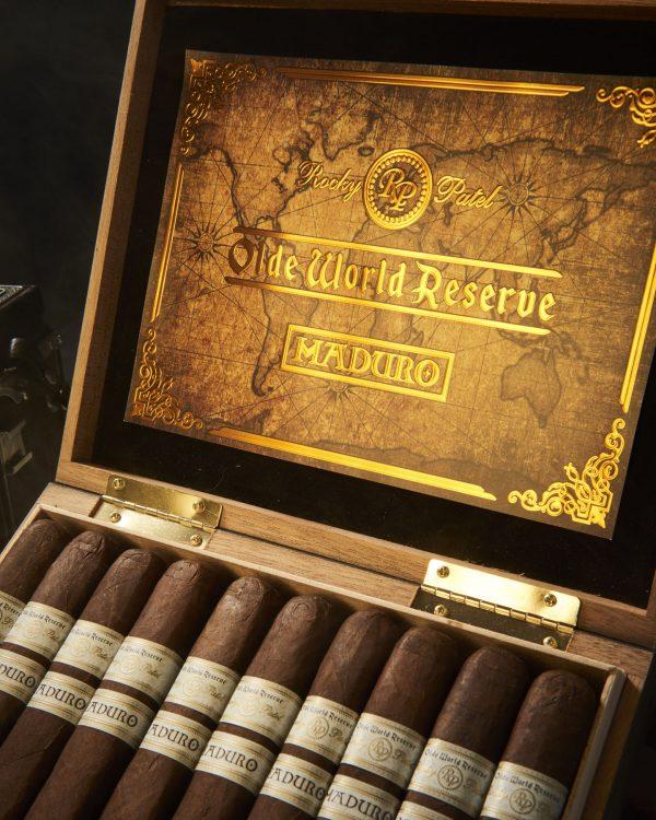 Cigar Rocky Patel Olde World Reserve Corojo Maduro 4