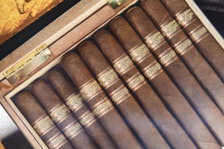 Cigar Rocky Patel Olde World Reserve Corojo Maduro 8