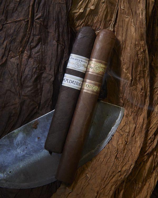 Cigar Rocky Patel Olde World Reserve Corojo Maduro 9