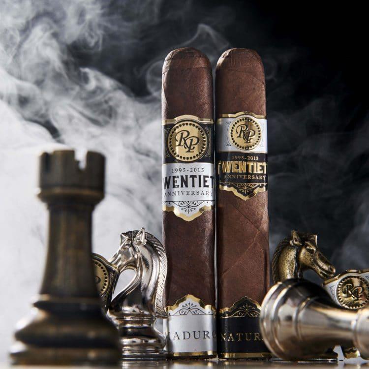 Cigar Rocky Patel Twentieth Anniversary 1
