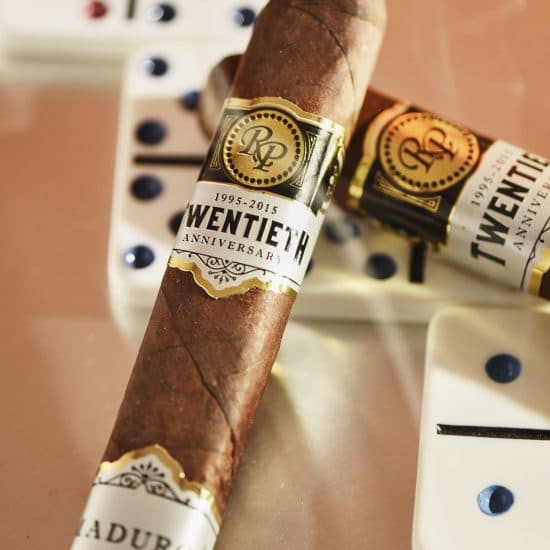 Cigar Rocky Patel Twentieth Anniversary Maduro 11