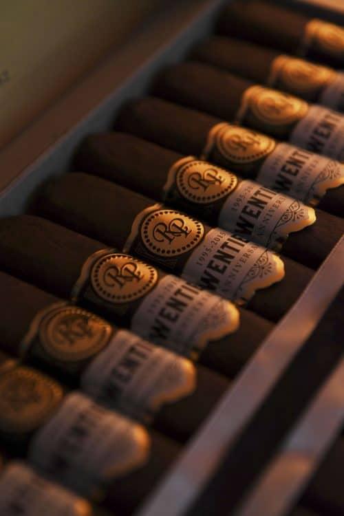 Cigar Rocky Patel Twentieth Anniversary Maduro 13