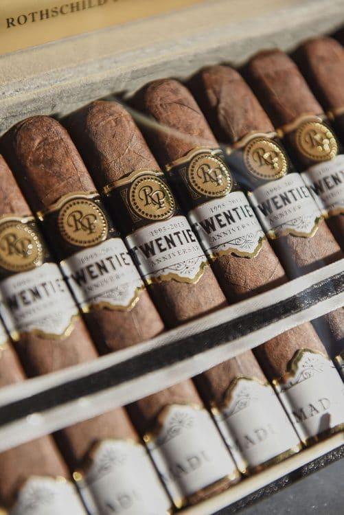 Cigar Rocky Patel Twentieth Anniversary Maduro 14