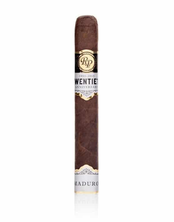 Cigar Rocky Patel Twentieth Anniversary Maduro 2