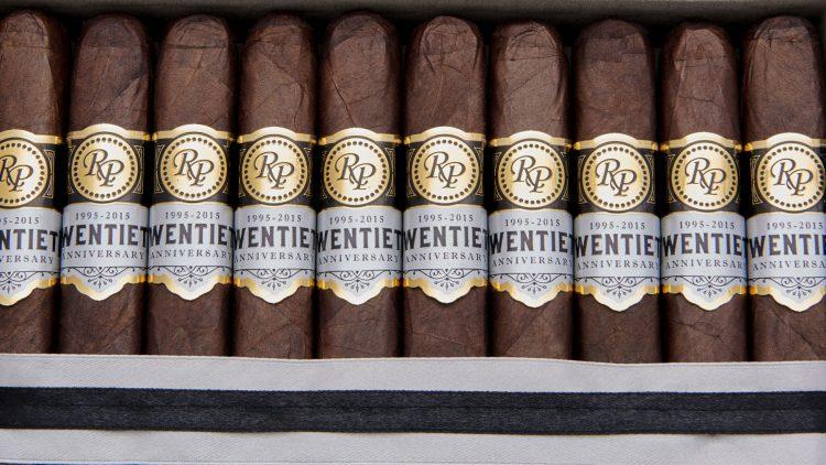 Cigar Rocky Patel Twentieth Anniversary Maduro 3