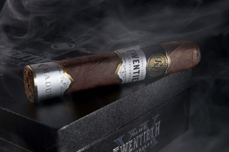 Cigar Rocky Patel Twentieth Anniversary Maduro 6