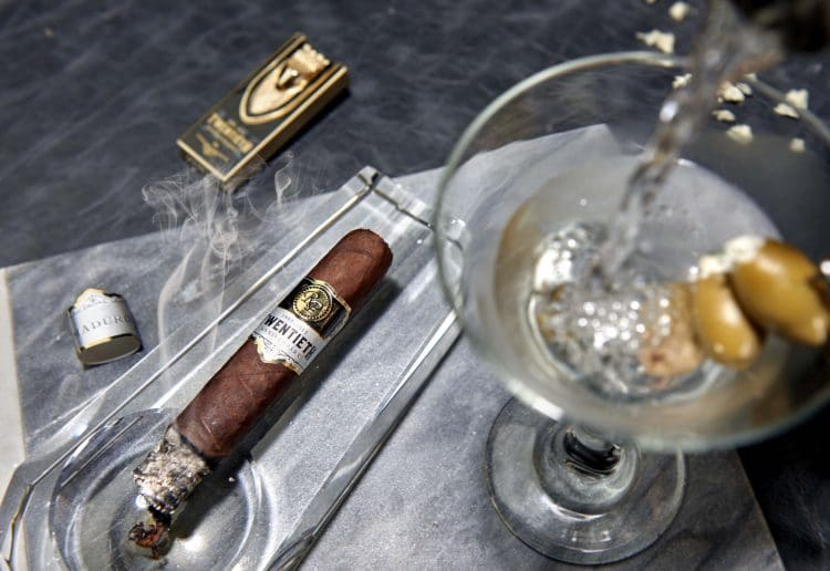 Cigar Rocky Patel Twentieth Anniversary Maduro 9
