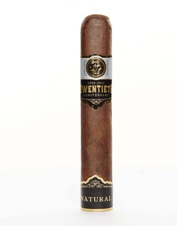 Cigar Rocky Patel Twentieth Anniversary Natural 1
