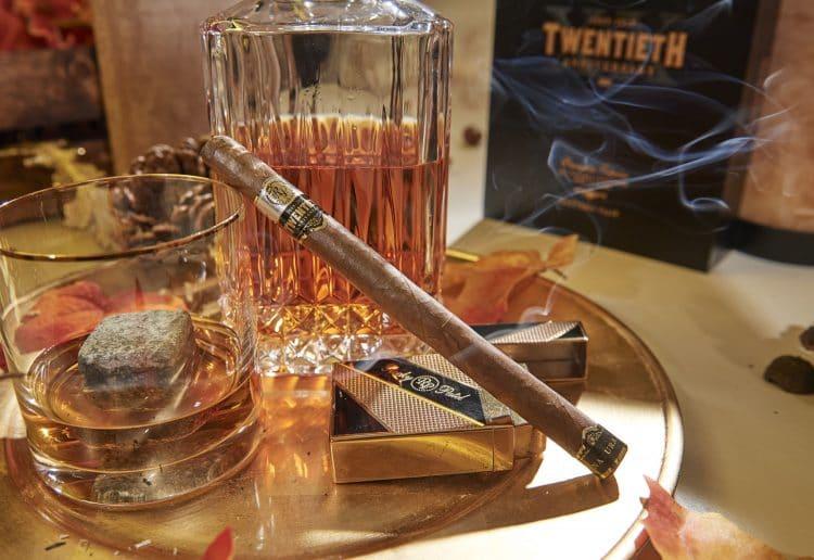 Cigar Rocky Patel Twentieth Anniversary Natural 11