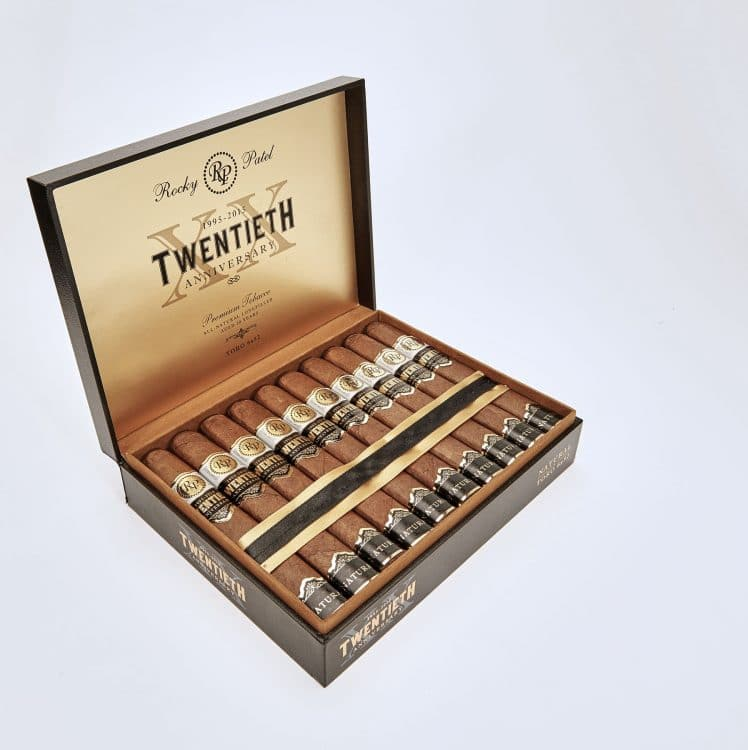Cigar Rocky Patel Twentieth Anniversary Natural 4