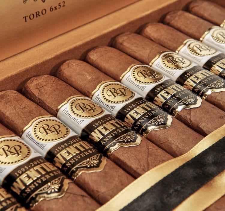 Cigar Rocky Patel Twentieth Anniversary Natural 5