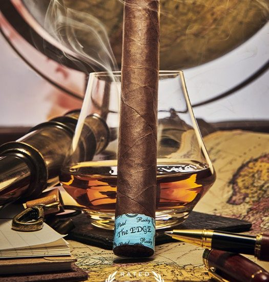 Rocky Patel_Cigar_Top Rated_Edge Habano