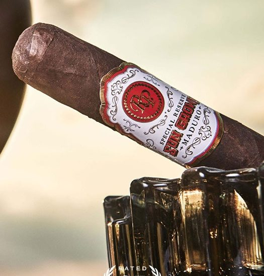 Rocky Patel_Cigar_Top Rated_Sun Grown Maduro