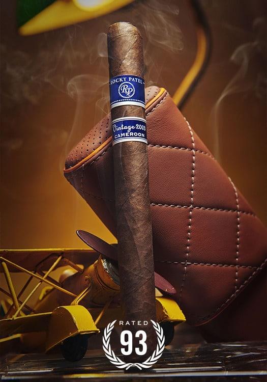 Rocky Patel_Cigar_Top Rated_Vintage 2003