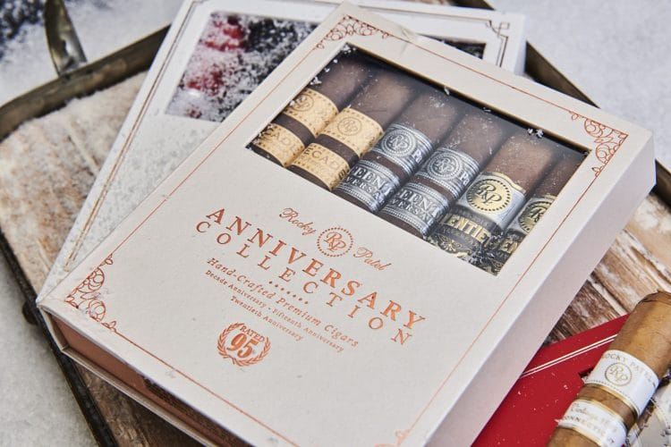 Cigar Rocky Patel Gift Pack Anniversary Collection 2