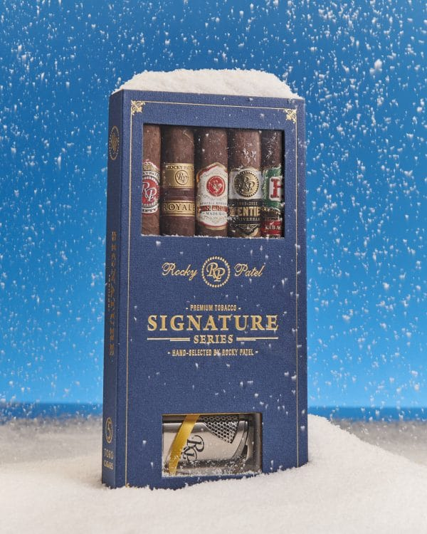 Cigar Rocky Patel Gift Pack Signature Series 1