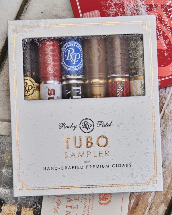 Cigar Rocky Patel Gift Pack Tubo Sampler 1
