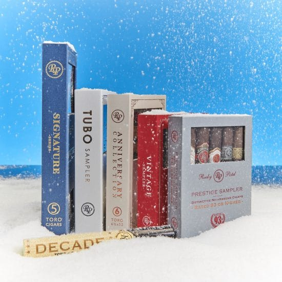 Cigar Rocky Patel Vintage Series Gift Pack1