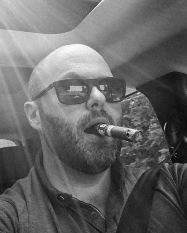 Robb Wilson - Rocky Patel Cigar Rep