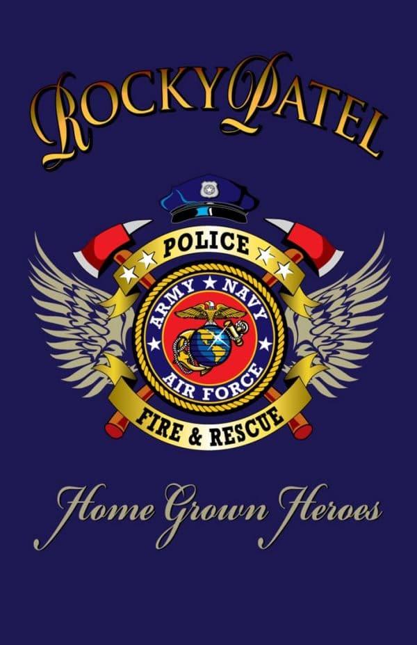 Home Grown Heroes T-Shirt