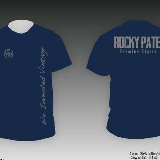 We Invented Vintage (Blue) T-Shirt