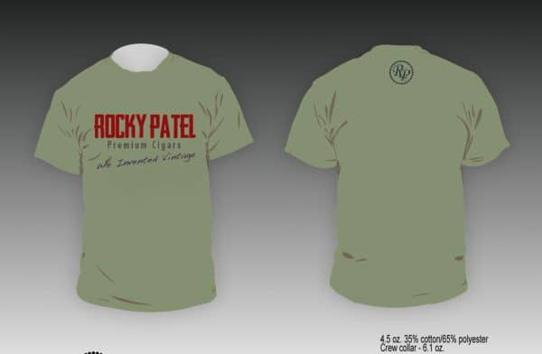 We Invented Vintage (Green) T-Shirt
