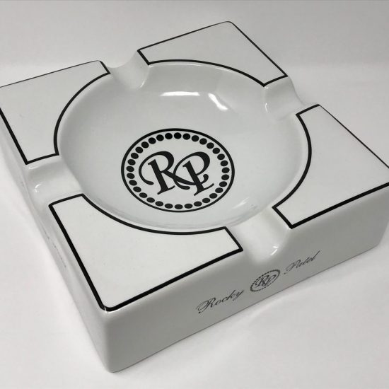 Pearl Square Ashtray
