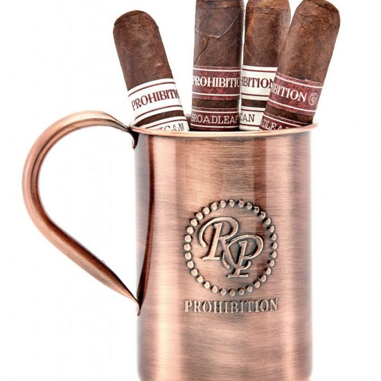 Prohibition Copper Mug