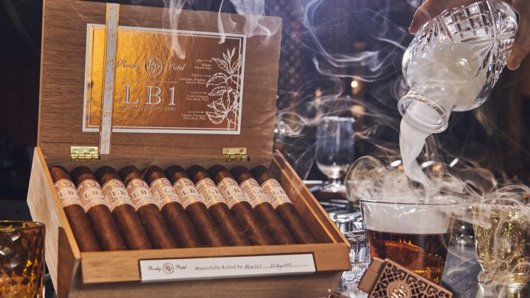 LB1 Cigar by Rocky Patel