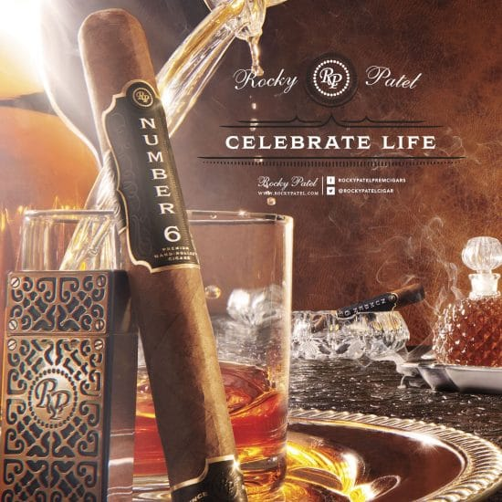 Cigar Rocky Patel Number 6 21